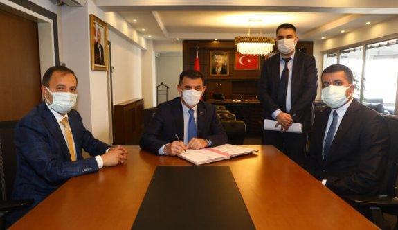 Kapaklı Belediyesi ile Tapu Sicil Müdürlüğü Arasında Protokol