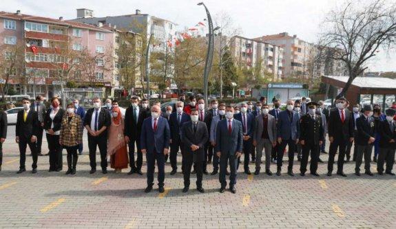 Kapaklı'da 23 Nisan Ulusal Egemenlik ve Çocuk Bayramı Törenle Kutlandı