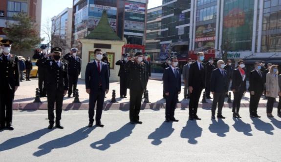 Türk Polis Teşkilatı 176 kuruluş Yılı kutlandı