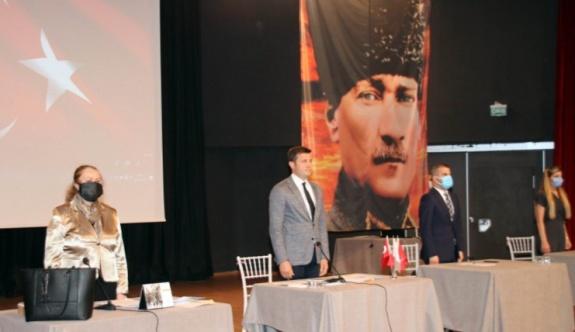 Çerkezköy Mayıs Meclisi ilk oturumu yapıldı