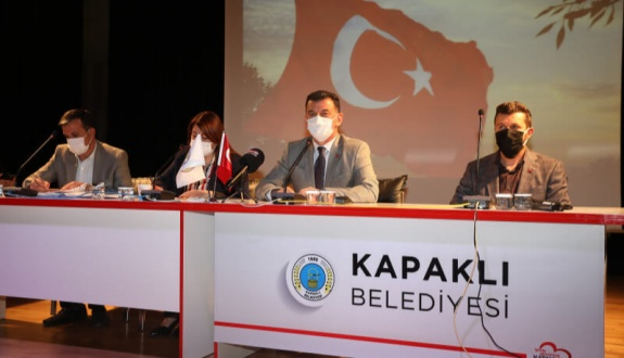 Kapaklı Mayıs Ayı Meclis Toplantısı Tamamlandı