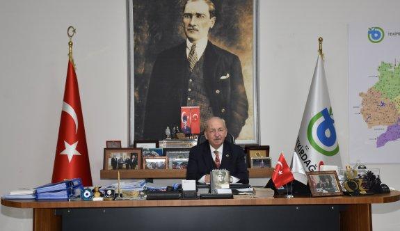 Albayrak Çerkezköy'ün altyapısı için iktidar ortaklarına seslendi