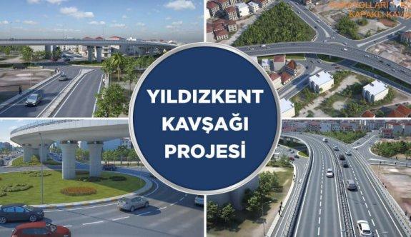 Yıldızkent Kavşağı Projesi İhaleye Çıkıyor