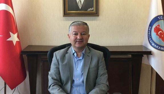 Çerkezköy Kaymakamı Murat Duru oldu