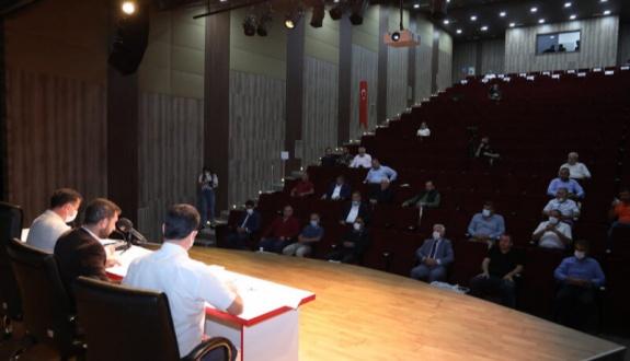 Kapaklı Eylül Ayı Meclis Toplantılarını tamamladı