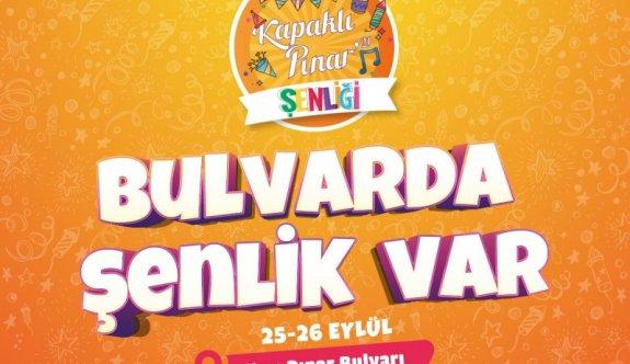 Kapaklı Pınar Şenliği'nin İlki 25-26 Eylül'de Düzenlenecek