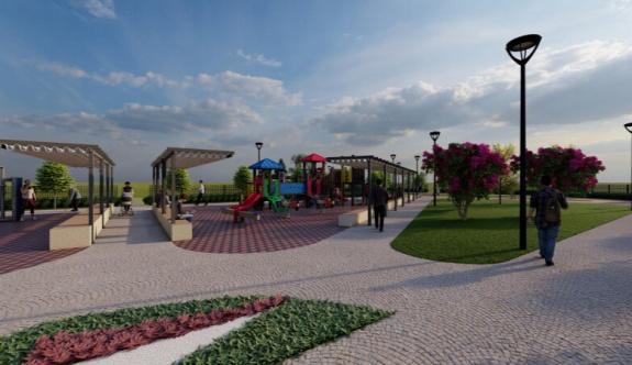 Kapaklı'ya 13 Yeni Park, Yeşil ve Sosyal Alan