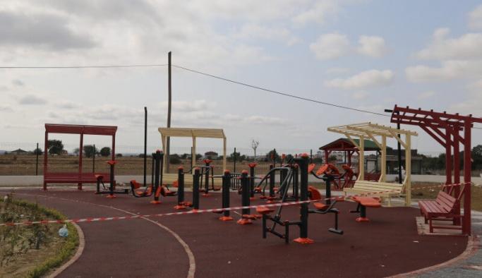 Pınarça Mahallesi'ne Yeni Park ve Sosyal Alana