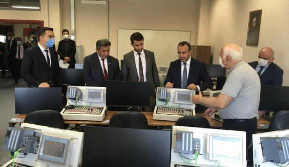 Trakya'nın İlk Sanayide Dijital Dönüşüm Laboratuvarı Açıldı