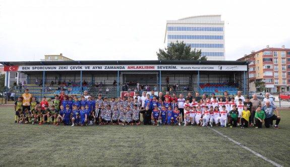 U-11 Yaz Futbol Kazananı Kapaklı Sitespor