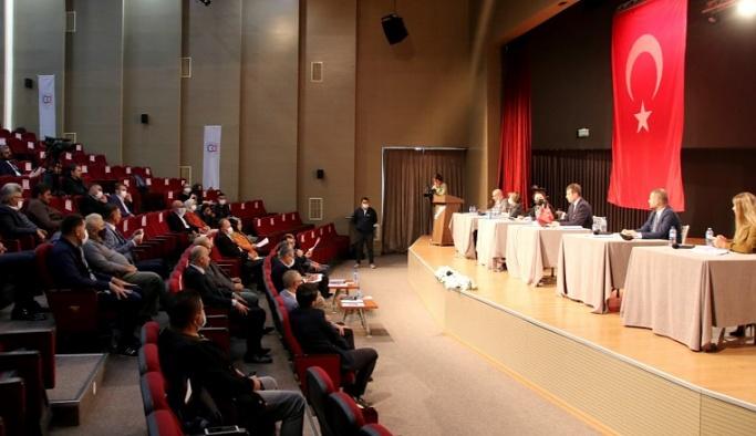 Oy birliği ile 2022 Çerkezköy bütçesi kabul edildi