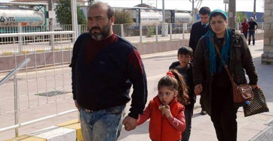 300'e yakın Suriyeli nüfus kaydı yaptırdı