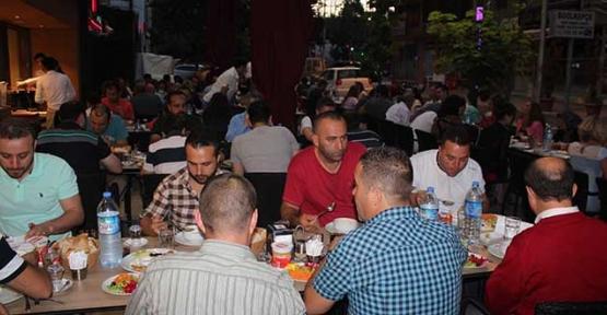 Asbaş Nakliyat'tan büyük iftar