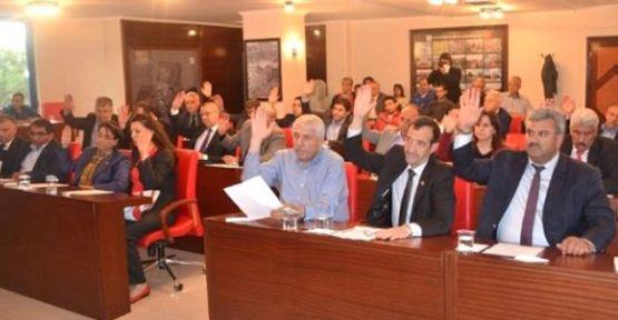 Çerkezköy oy birliğiyle yönetiliyor