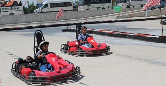 Çerkezköy'de Go Kart heyecanı!