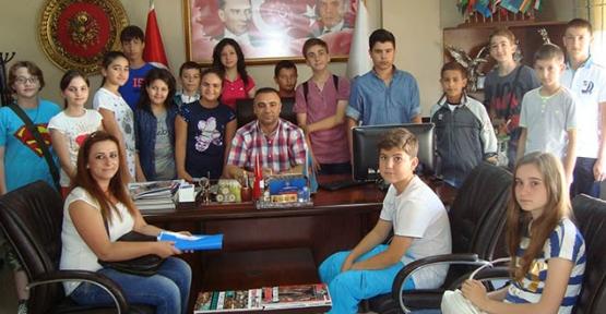 Çerkezköylü Metal Çocuklar Ankara'da
