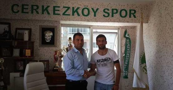 Çerkezköyspor'dan iki transfer