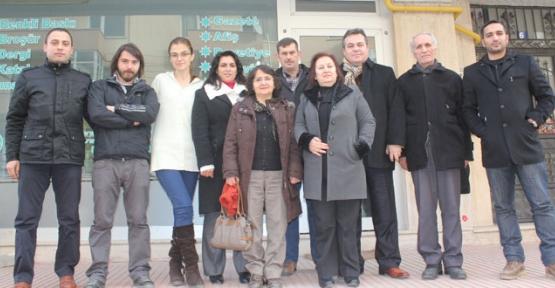 CHP'den kutlama ziyareti