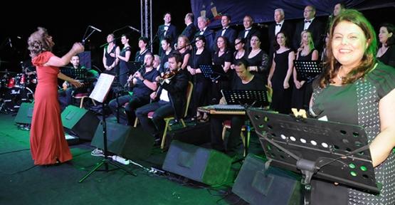 Çorlu Kent Konseyi'nden Türk Sanat Müziği ziyafeti