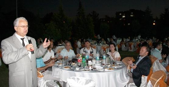 ÇOSB'den geleneksel iftar