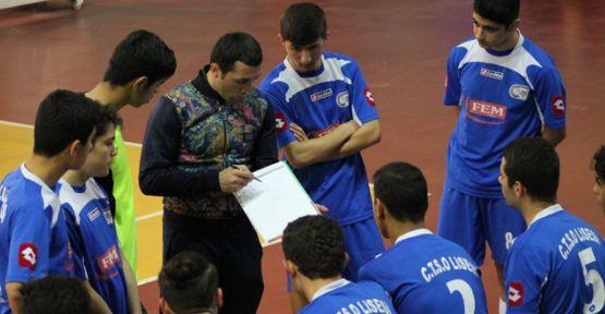 ÇTSO Anadolu Lisesi şampiyonluk peşinde