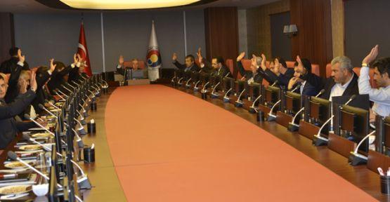 ÇTSO Kasım ayı Meclisi toplantısı tamamlandı