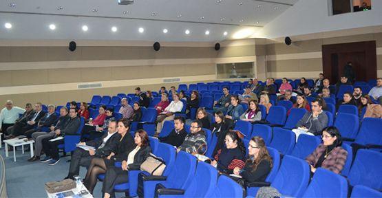 ÇTSO'da E-Uygulama eğitimi