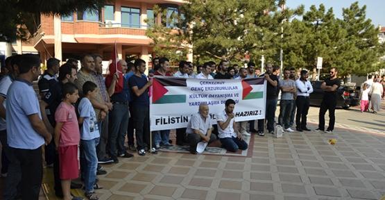 Genç Erzurumlular haksızlığa göz yummayacak