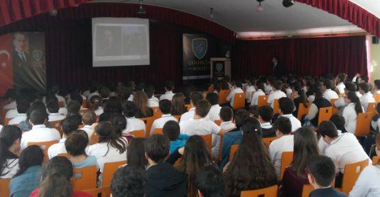 Gülerçin öğrencileri Kut'ül Amare zaferini kutladı