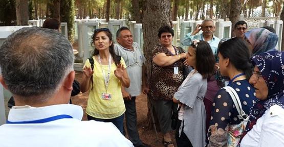 Kapaklı Belediyesi'nden 40 engelliye Çanakkale gezisi