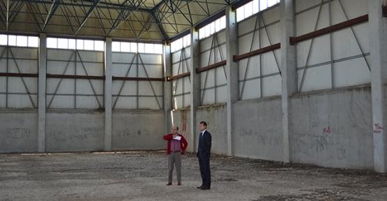Kapalı Spor Salonu hizmete açılacak