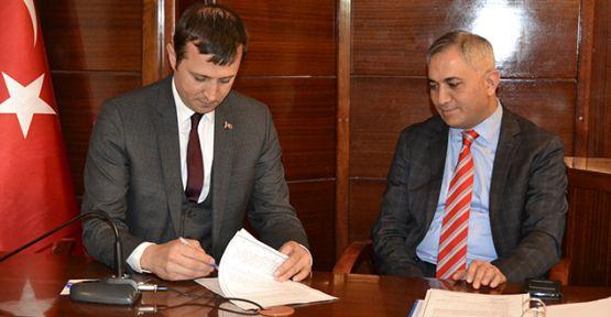 KGYS-TEDES protokolü imzalandı
