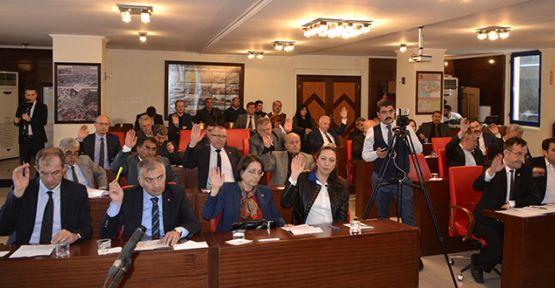 Meclis toplantısının ilk oturumu tamamlandı