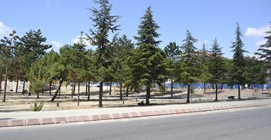 Park 30 Ağustos tarihinde açılıyor
