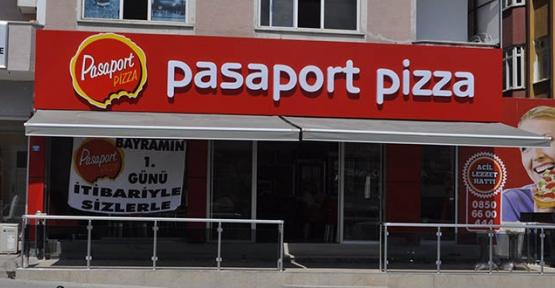 Pasaport pizza açılıyor