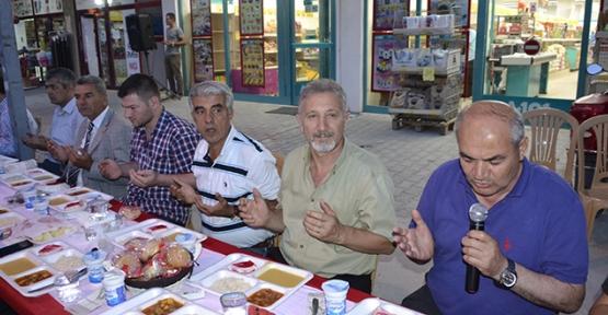 Samsunlulardan geniş katılımlı iftar