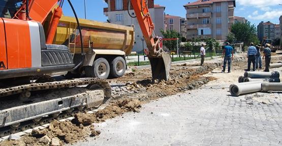 Saray'ın geleceğini inşa ediyoruz