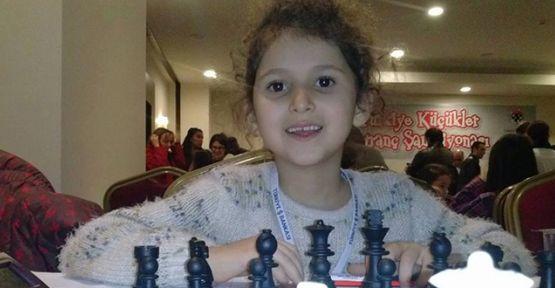 Satrançta Türkiye ikincisi oldu