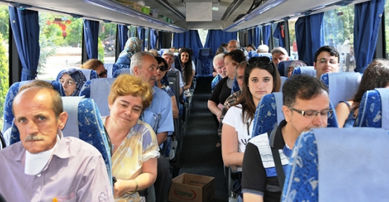Süleymanpaşa Belediyesi kültür gezileri başladı