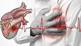 En yaygın ani ölüm sebebi: Kalp Krizi