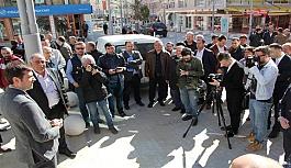 Örnek Sokak Projesinin ilki tamamlandı