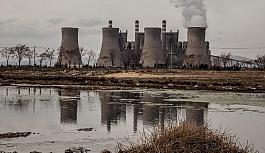 Bakanlık yetkilileri termik santrali...