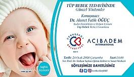 Tüp bebek tedavisinde güncel yöntemler anlatılacak