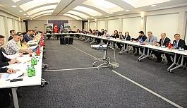 ÇOSB 2017 2. Dönem YGG toplantısı yapıldı