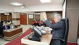 Şubat ayı Meclis toplantıları sona erdi