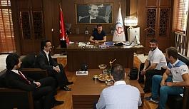 Türk Ocakları'ndan Başkan Akay'a...