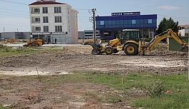 Karaağaç'a yeni bir yaşam alanı