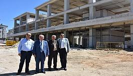 Kapaklı Kültür Merkezi tamamlanıyor 