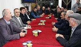 Başkan Akay, Niğdeliler Derneği'ni...