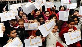 59 bin 654 öğrenci karne alacak 
